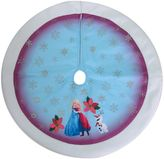 Disney Disney's Frozen Anna, Elsa & Olaf Christmas Tree Skirt