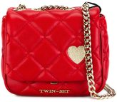 Twin-Set quilted crossbody jacket
