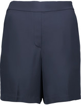 Theory Harsbie washed-silk shorts