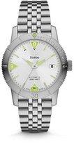 Zodiac Men's ZO9200 Heritage Analog Display Swiss Mechanical Automatic Silver Watch