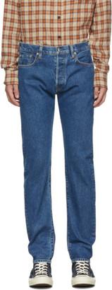 Simon Miller Blue Narrow Jeans