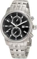 Invicta Men's Specialty 0250 Stainless-Steel Swiss Quartz Watch
