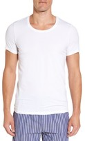 Hanro Men's Cotton Superior Crewneck T-Shirt