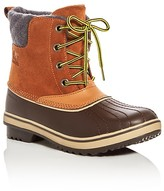 Sorel Boys' Youth Slimpack II Lace Up Boots - Little Kid, Big Kid