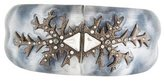 Alexis Bittar Crystal Lucite Cuff