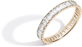 AUrate New York Bold Diamond Baguette Ring