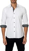 Jared Lang Long Sleeve Semi-Fitted Shirt
