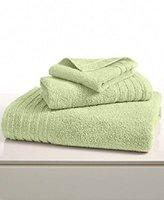 Hudson Park Premiere Hand Towel Supima Cotton Jade Green