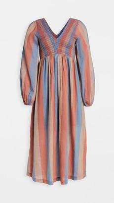 Warm Long Joanna Dress