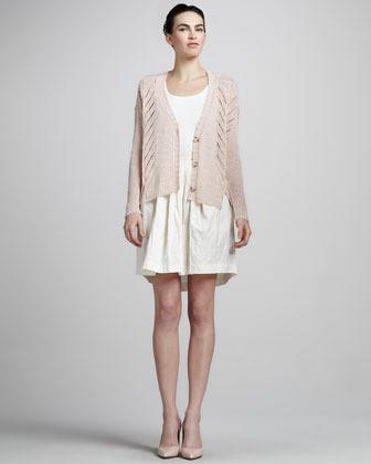 Elizabeth and James Joan Full Silk Skirt