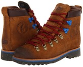 Polo Ralph Lauren Millbrook (Tan/Dark Brown/Blue Multi) - Footwear