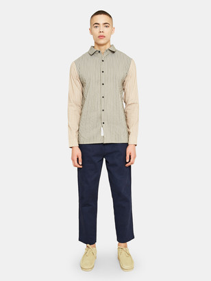 NATIVE YOUTH Deepdale Button Down Shirt