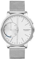 Skagen Hagen Connected Stainless Steel Mesh Bracelet Hybrid Smartwatch