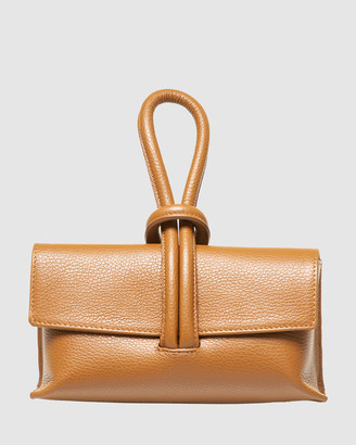 Marlafiji - Women's Leather bags - Laticia Clutch - Size One Size, S at The Iconic