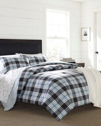 Eddie Bauer Lewis Plaid Cotton Comforter Set