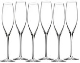 Waterford 'Elegance' Fine Crystal Champagne Flutes