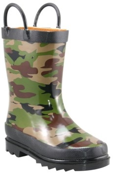 Western Chief Toddler, Little Boy's and Big Boy's Printed Rubber Rain Boots