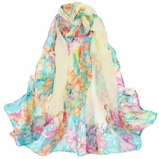 Plot Scarf Scarfs Women Silk Blue And Pink Scarfs Women Green Lime Green Scarfs For Women Neckerchief Toggle