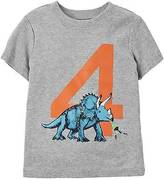 Just One You®; made by Carter's Just One You;Made by Carter's®; Toddler Boys' T-Shirt Grey 4T