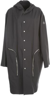 Moncler + Rick Owens Nesbitt Hooded Coat