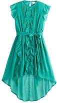 Disney D-signed Descendants 2 Girls 7-16 High-Low Ruffle Dress