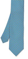 J.Mclaughlin Italian Silk Tie in Mini Crab