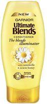 Garnier Ultimate Blends Blonde Illuminator Conditioner 400ml