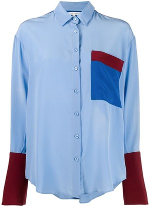 Chinti and Parker Patch Pocket Shirt