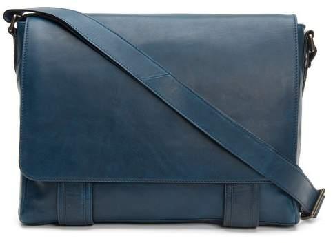 Frye Leather Logan Messenger Bag
