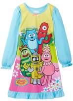 Komar Yo Gabba Gabba Gown (Toddler Girls)