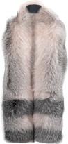 Brunello Cucinelli Fox Fur Scarf