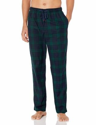Nautica Men's Fleece Knit Sleep Pants