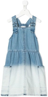 Stella McCartney Bleached Denim Dress