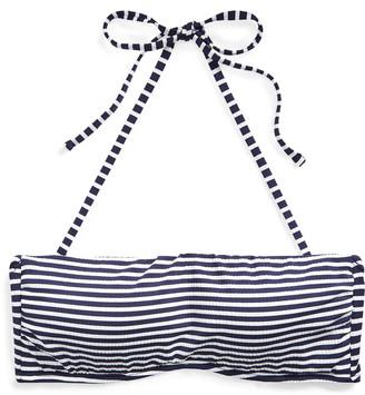 Ralph Lauren Striped Bandeau Top