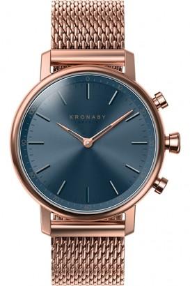 Unisex Kronaby CARAT Alarm Watch A1000-0668