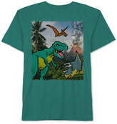 JEM Dinosaur Graphic-Print T-Shirt, Little Boys