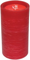Boston Warehouse Aquaflame Flameless Candle Water Fountain - Red