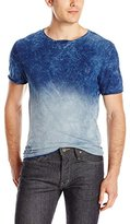 Buffalo David Bitton Men's Nikito Short Sleeve Washed T-Shirt