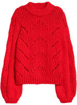 h-m-knit-sweater-red