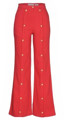 Imaima Mahliqa Trouser In Red