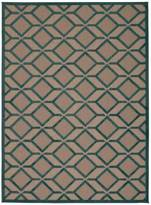 Nourison Aloha Blue Indoor/Outdoor Rug