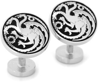 Cufflinks Inc. House Targaryen Cuff Links