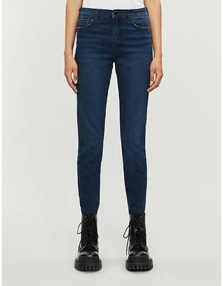 Emporio Armani J20 skinny mid-rise jeans