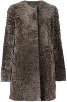 Drome reversible shearling coat