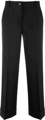 Alberto Biani Turn-Up Cuff Trousers