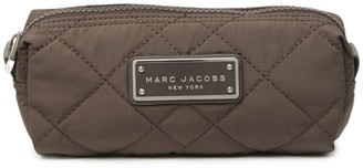 Marc by Marc Jacobs Quilted Nylon Narrow Cosmetic Case