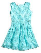 GUESS Tory Lace Dress (4-16)