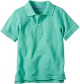 Carter's Toddler Boy's Piqué Polo Collar Shirt Great Colors! (T, )
