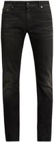 Saint Laurent Five-pocket slim-fit jeans