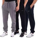 Slazenger Mens Joggers Zip Pockets Drawstring Waistband Sports Sweatpants